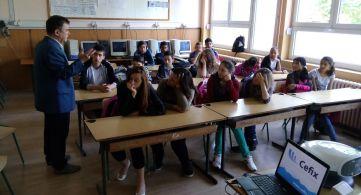 Škola za primer u racionalnom trošenju energije