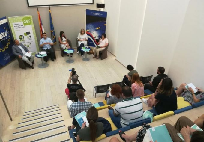 """Održana konferencija """"Zelena ekonomija: Kooperativno društvo"""""""