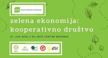 Zelena ekonomija: kooperativno društvo
