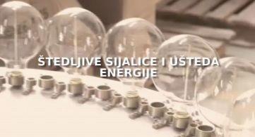 Štedljive sijalice i ušteda energije
